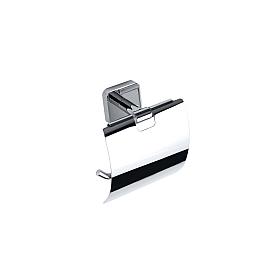 Держатель туалетной бумаги с крышкой Bemeta  154112012
