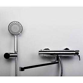 4802L Смеситель для ванны с длинным изливом WasserKRAFT