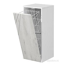 Шкаф  глянцевый AQUATON 1A220703SKW80