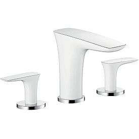 Смеситель для ванны двухрычажный Hansgrohe  15073400