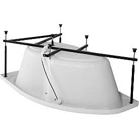 Каркас сварной для акриловой ванны Aquanet Capri 160x100 R 176459