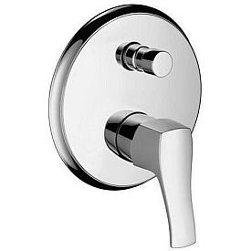 Смеситель для ванны,для душа Hansgrohe Metris Classic 31485000