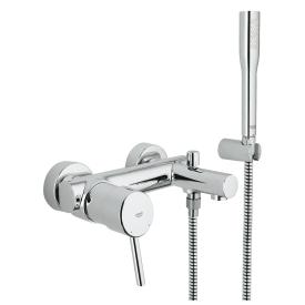 Смеситель Grohe для ванны с душевым гарнитуром  32212001