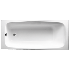 Ванна  чугунная пристенная Jacob Delafon E2937-00