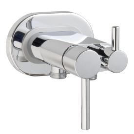 Гигиенический душ Clever Tuareg 97801 со смесителем и дополнильным вентилем