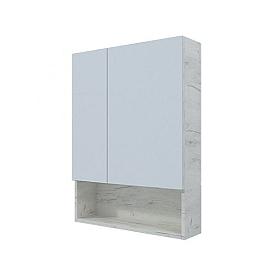 Зеркало-шкаф Mirsant Мальта 60x80 MRM0115