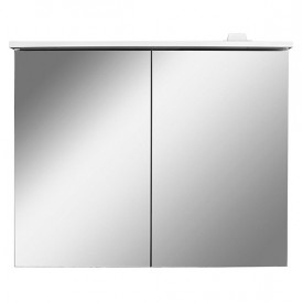 Зеркальный шкаф  с подсветкой AM.PM M70AMCX0801WG