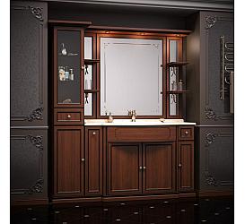 Комплект Корсо Оро композиция № 6 Opadiris Z0000005438 Мебель для ванной