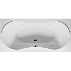 Прямоугольная гидромассажная ванна Riho  Supreme 180х80 BA5500500000000