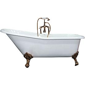 Ванна чугунная ELEGANSA SCHALE ANTIQUE Н0000278