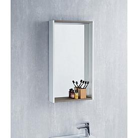 Зеркало Бэлла белый, джарра Aquaton 1A221702BBAZ0