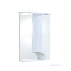 Зеркальный шкаф Элен 65 белый Aquaton 1A219002EN010