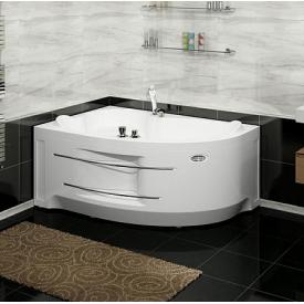 Гидромассажная ванна Ирма 1 Radomir 3-01-2-1-0-314 (левосторонняя)