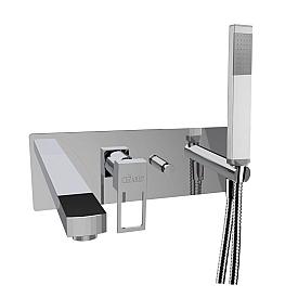 Смеситель для ванны Cezares EFFECT-VDM2-01