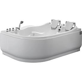 Ванна  угловая большая Gemy G9083 B R