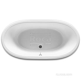 Ванна  чугунная овальная Roca 233650002