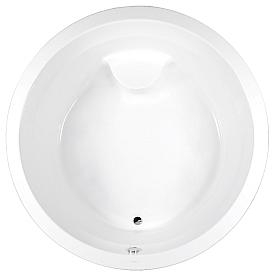 Акриловая ванна VAGNERPLAST RONDO 180 VPBA180RON9X-04