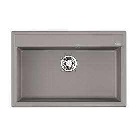 Кухонная мойка Omoikiri Daisen 77-GR 4993628 leningrad grey