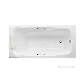 Чугунная ванна Roca Ming 2302G000R 170x85 A