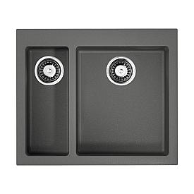 Кухонная мойка Omoikiri Bosen 59-2-PL 4993224 платина