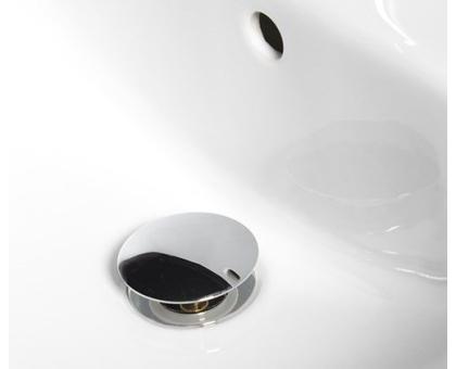 A024 Донный клапан Push-up WasserKRAFT
