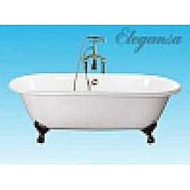 Ванна  чугунная овальная Elegansa V0000141
