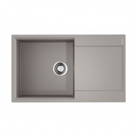 Кухонная мойка Omoikiri Daisen 86-GR 4993698 leningrad grey