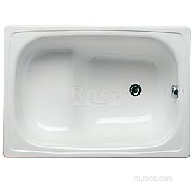 Ванна  стальная пристенная Roca 213100001