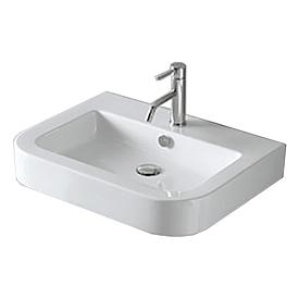 Раковина врезанная в столешницу в ванной BelBagno  BB540L