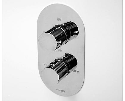 4844 Термостатический смеситель для ванны и душа WasserKRAFT