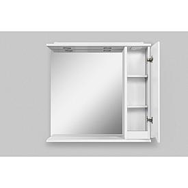Зеркальный шкаф  с подсветкой AM.PM M80MPR0801WG