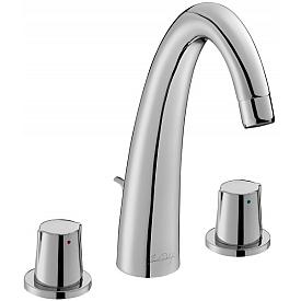 Двухрычажный смеситель для ванной Jacob Delafon  E18871-CP