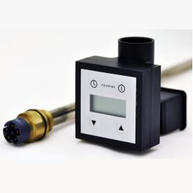 Терморегуляторы Terma КТХ 3 МS черный Soft Touch