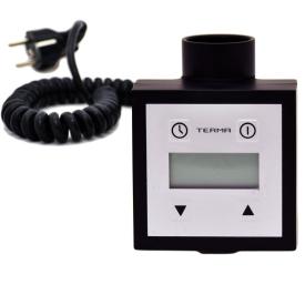 Терморегуляторы Terma КТХ 3 MU черный