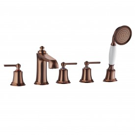 Смеситель для ванны душа Swedbe Terracotta ART 2508
