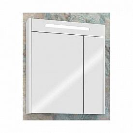 Зеркальный шкаф с подсветкой AQUATON Сильва 1A216202SIW70