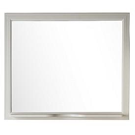 Зеркало ASB Монте 100 с полочкой 10777-BEIGE Цвет бежевый