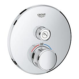 Термостат Grohe  для ванны/душа 1 кнопка управления 29118000