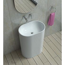 Раковины для ванной комнаты встраиваемые под столешницу NSBath  NSF-6040M