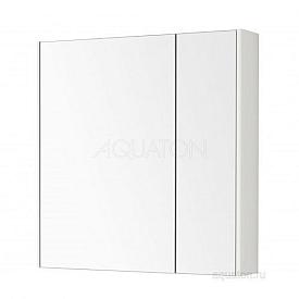 Зеркальный шкаф Беверли 80 белый Aquaton 1A237102BV010