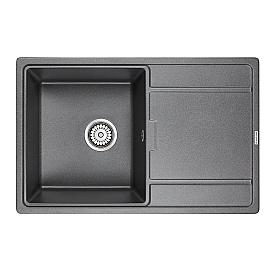 Мойка для кухни кварцевая Paulmark Flugen PM217850-DG