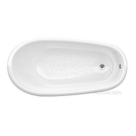 Чугунная ванна Roca Carmen 234250008 160х80