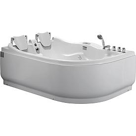 Ванна  угловая большая Gemy G9083 K L