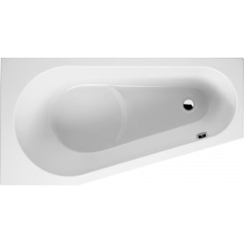 Акриловая ванна угловая  Delta (Riho) 160х80 BB8200500000000