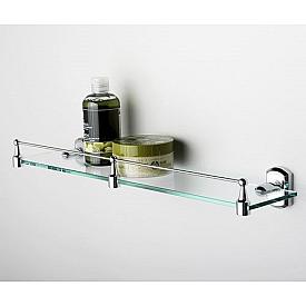 K-3044 Полка стеклянная с бортиком WasserKRAFT