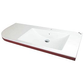Раковина-столешница Kolpa San Lux Concept 150x50 Белая L