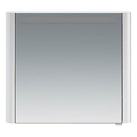 Зеркальный шкаф  современный AM.PM M30MCL0801WG