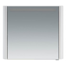 Зеркальный шкаф  с подсветкой AM.PM M30MCL0801WG