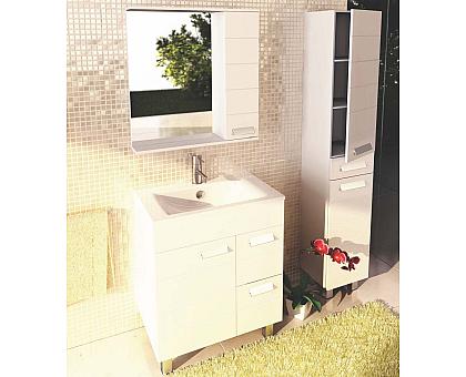 Зеркало-шкаф Comforty Модена-75 00003121666