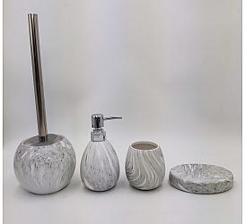 Керамический набор для ванной под камень Gid Asphalt 50 33274 Gid